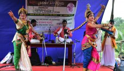Traditional flavour of Aati month mesmerises people