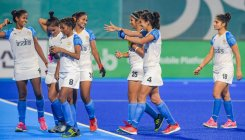 Indian women's hockey team in semis of Youth Olympics