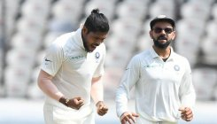Shaw, Pant put India on way to big total