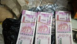 NIA seizes fake currency notes from four people in city