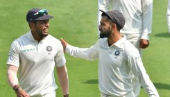 Kohli all praise for Umesh