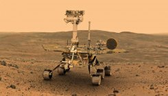NASA's Opportunity Mars Rover remains silent