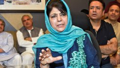 Withdraw cases against 3 Kashmiri students: Mehbooba