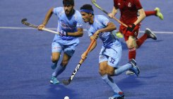 Youth Olympics:India settles for silver in men's hockey