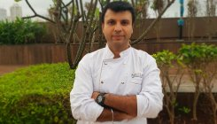 Asian cuisine is chef Amit's favourite