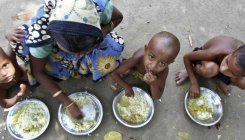 India has serious levels of hunger: report