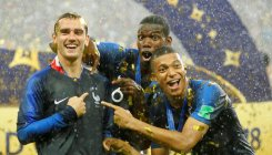 Modest approach paid off for France in Russia