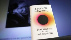 Hawking's last book offers answers to big questions
