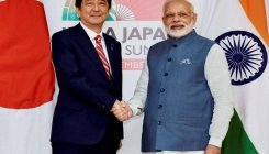 India, Japan to share military bases