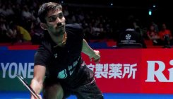 Srikanth to play Lin Dan in round two