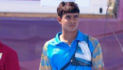 Farmer's son Akash claims India's maiden archery silver