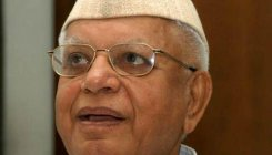 Former UP CM N D Tiwari dies on 93rd birthday