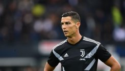 Embattled Ronaldo raring to strike