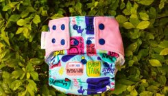 Biodegradable cloth diapers provide a safe alternative