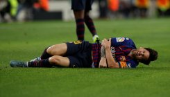 Barca win but Messi set to miss three weeks