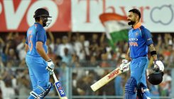 Kohli obliterates record but 2nd ODI ends in a tie
