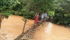 Villagers seek a permanent bridge at Matagaru
