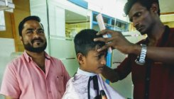 Free haircut for govt school kids here