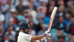 Kohli, pacers the only saving grace