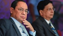 Justice Gogoi to take over as CJI on Wednesday