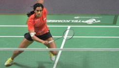 Sindhu, Srikanth crash out in French Open quarters
