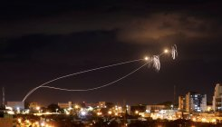 Gaza rockets hit Israel after 5 Palestinians killed