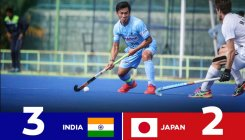 India beat Japan 3-2 to enter final of ACT, to face Pak