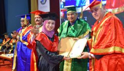 Serve in rural areas, graduating doctors told