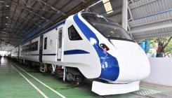 Testing for India's first 'engine-less' train today