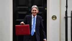 Britain faces pre-Brexit budget battle