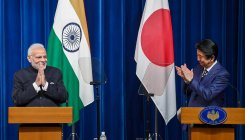 Japan, India sign bilateral currency swap agreement