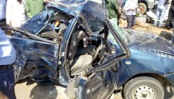 Student dies in serial accident on flyover