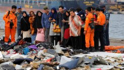 Indonesia military chief believes crashed jet found