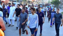 Good response for 'Run for Unity'