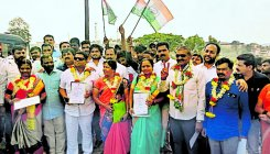 ULB polls: Setback for BJP in its strong forte
