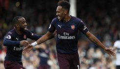 High-flying Arsenal face real test