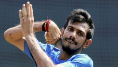 Chahal reaches career high 8th spot