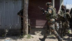Two militants killed in encounter in J&K