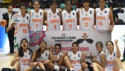 Indian girls soar to top division
