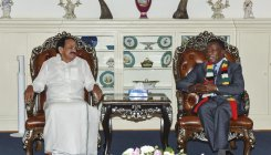 'Take advantage of India's growth': Naidu to Zimbabwe
