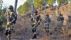 BSF jawan arrested for sharing info with Pak agent