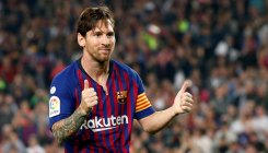 All eyes on possible Messi return