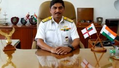 Sandeep Naithani takes over as DG Naval Projects