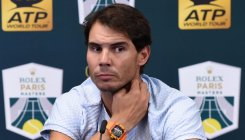 Injured Nadal to miss ATP Finals