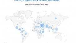 UNESCO tracks inquiries into journalist killings