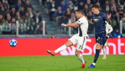 Ronaldo sparkles but Man United stun Juve