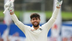 Foakes, spinners put England on top
