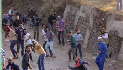 Stone pelting marks ritual in tiny hamlet near Shimla