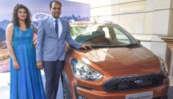 Ford India unveils CUV Freestyle