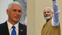 Pence, Modi to discuss bilateral relationship: WH